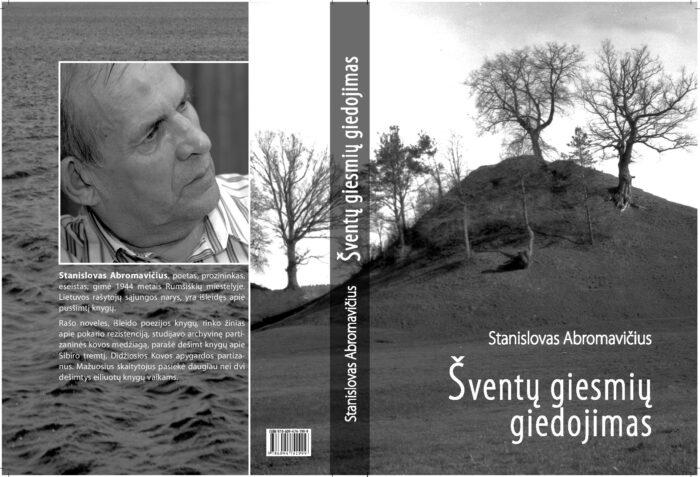 """Stanislovo Abromavičius knyga """"Šventų giesmių giedojimas"""""""